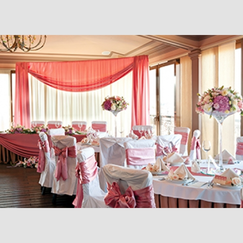 Wonderfull weddings venue stylist and wedding planner