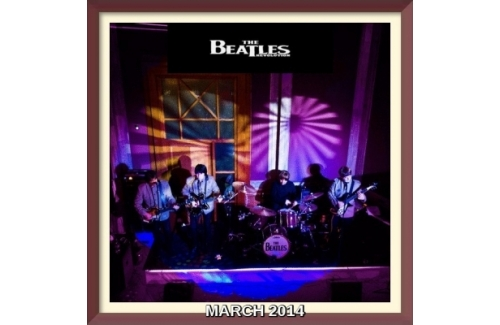THE BEATLES REVOLUTION TRIBUTE BAND