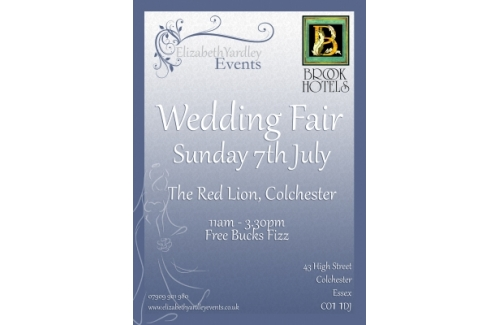 Wedding Fair at The Red Lion