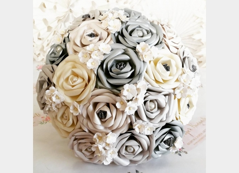 Paper Florist Bespoke Wedding Flowers & Bouquets