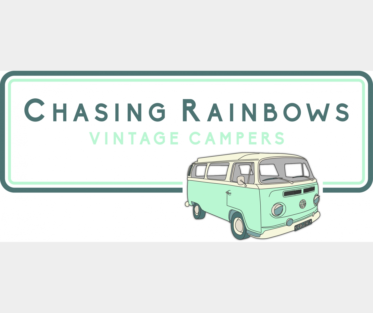 Chasing Rainbows Vintage Campers