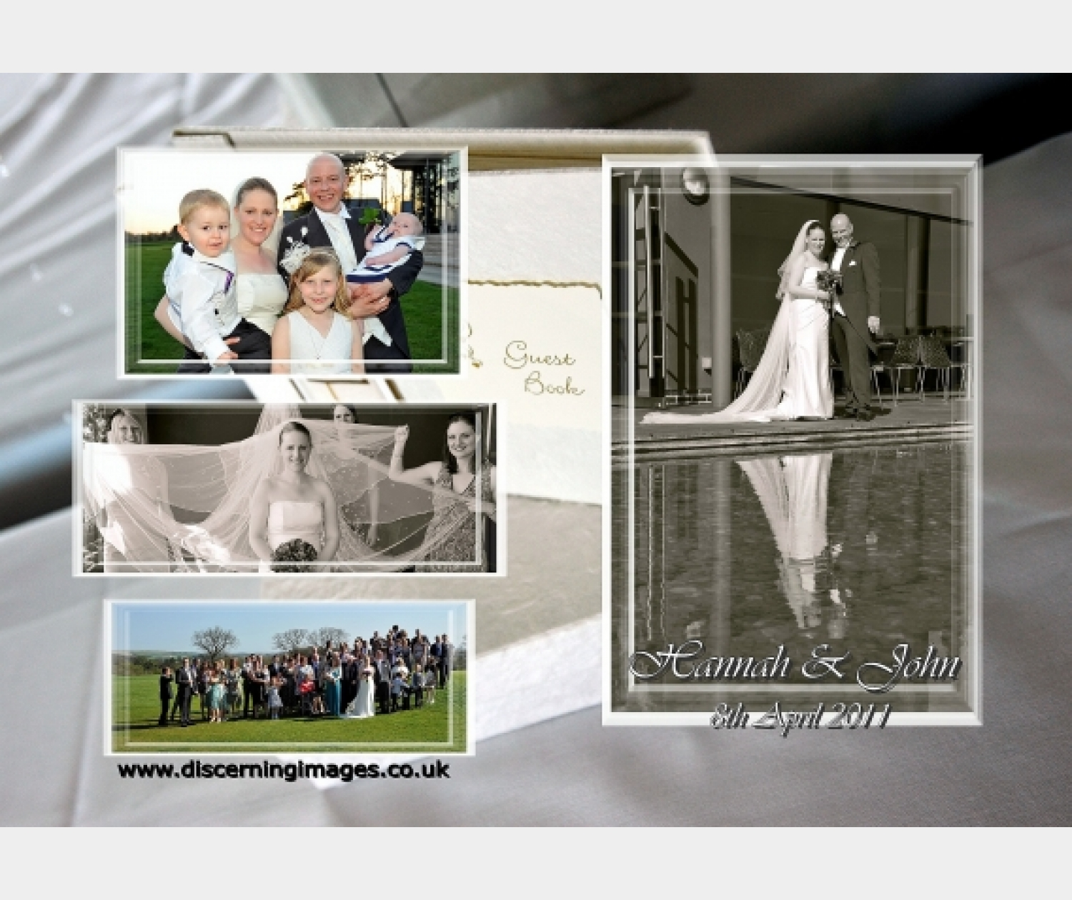 Discerning Images Photography - Brides Magazine Recommended Photographer 2010