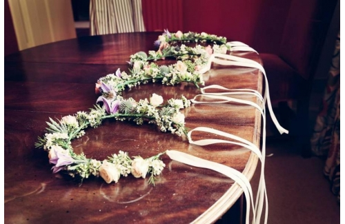 Bespoke wedding flowers for Dorset, Hampshire and beyond...