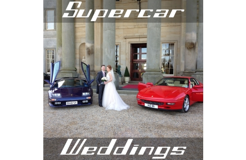 Supercar Weddings