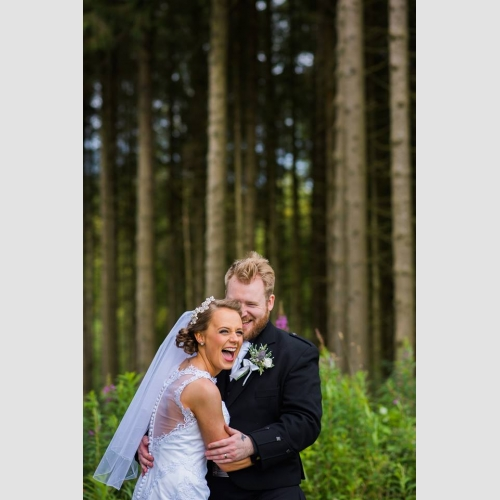 Macdonald Crutherland House Hotel Wedding Venue