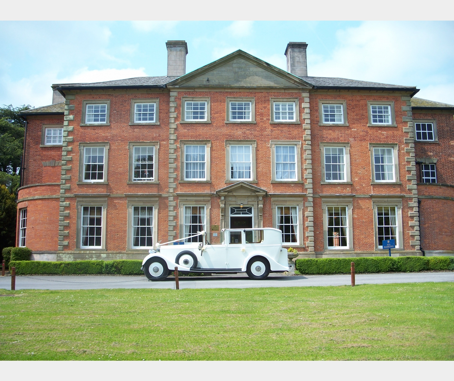 Macdonald Ansty Hall Hotel