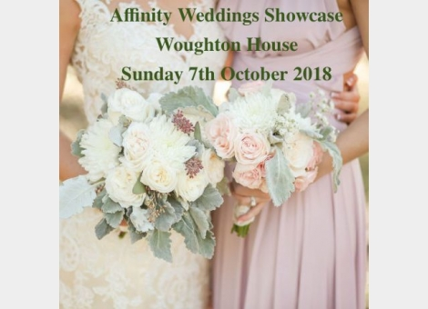 Affinity Weddings Show at Woughton House