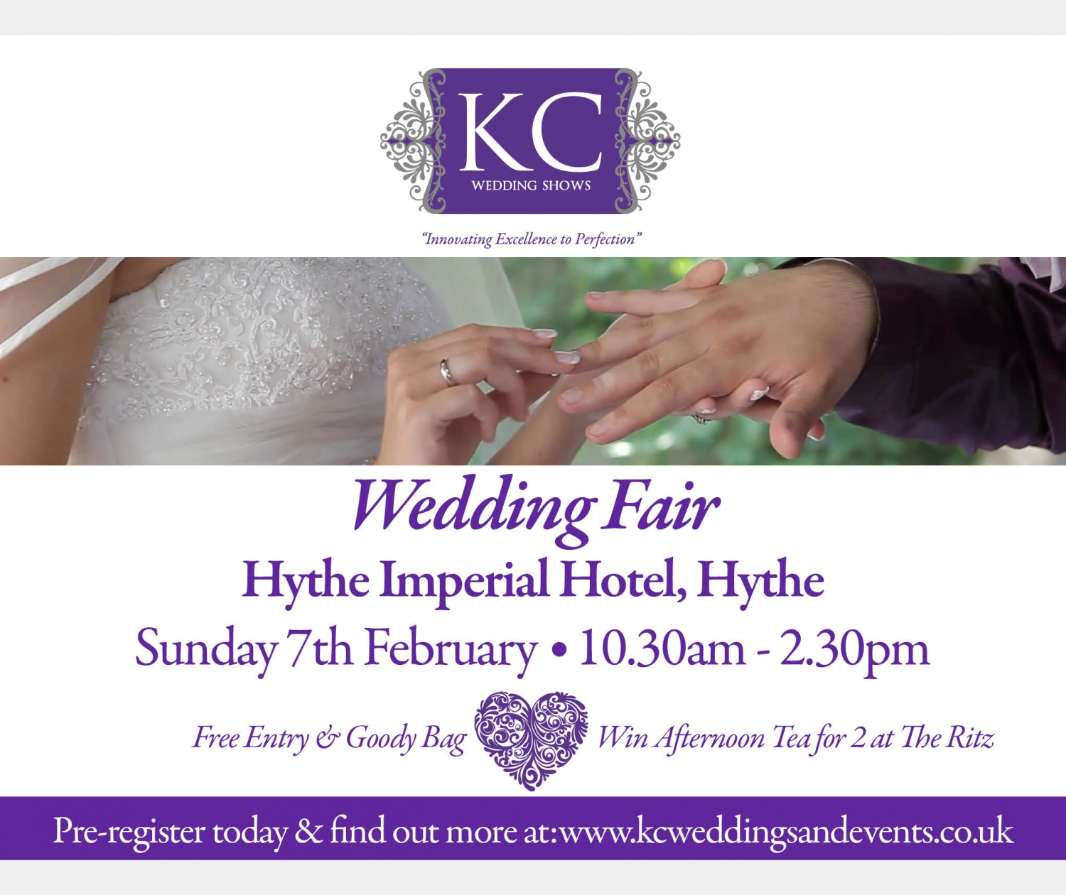 Hythe Imperial Wedding Show