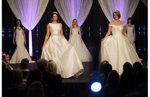 Bride: The Wedding Show at Knebworth Barns