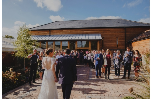 Bressingham Hall & High Barn Wedding Show