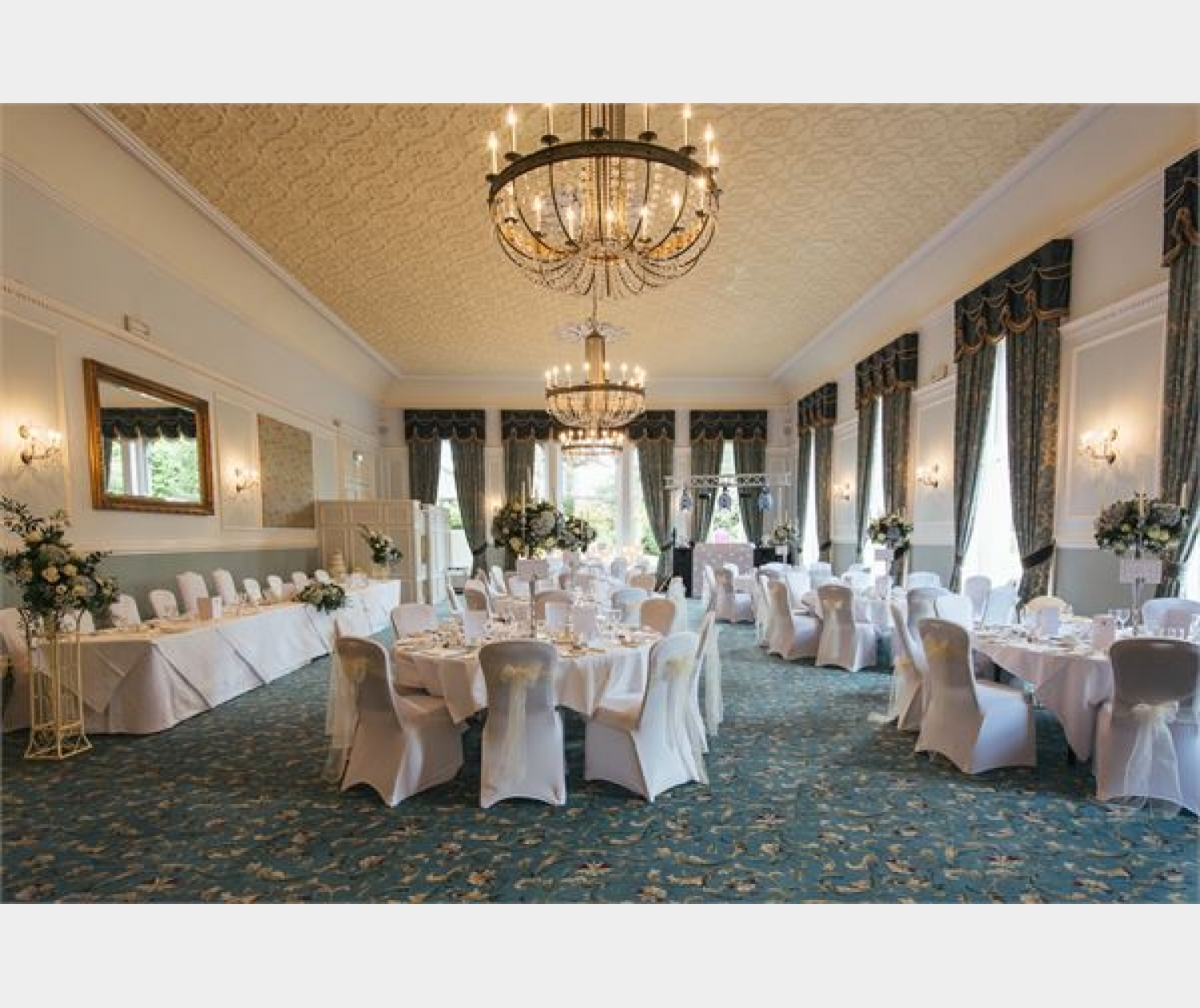 The Spa Hotel Wedding Show