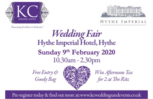 Hythe Imperial Hotel Wedding Show