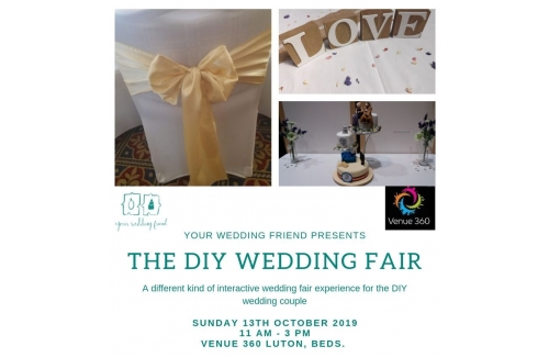 The DIY Wedding Fair