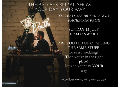 The Bad Ass Bridal Show ONLINE