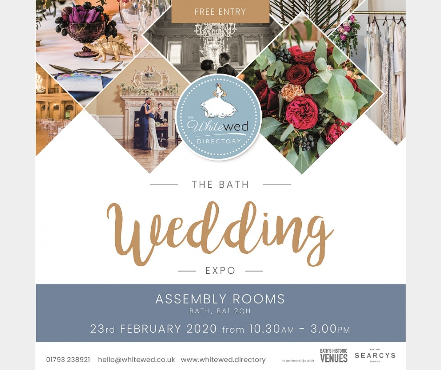 The Bath Wedding Expo at The Assembly Rooms
