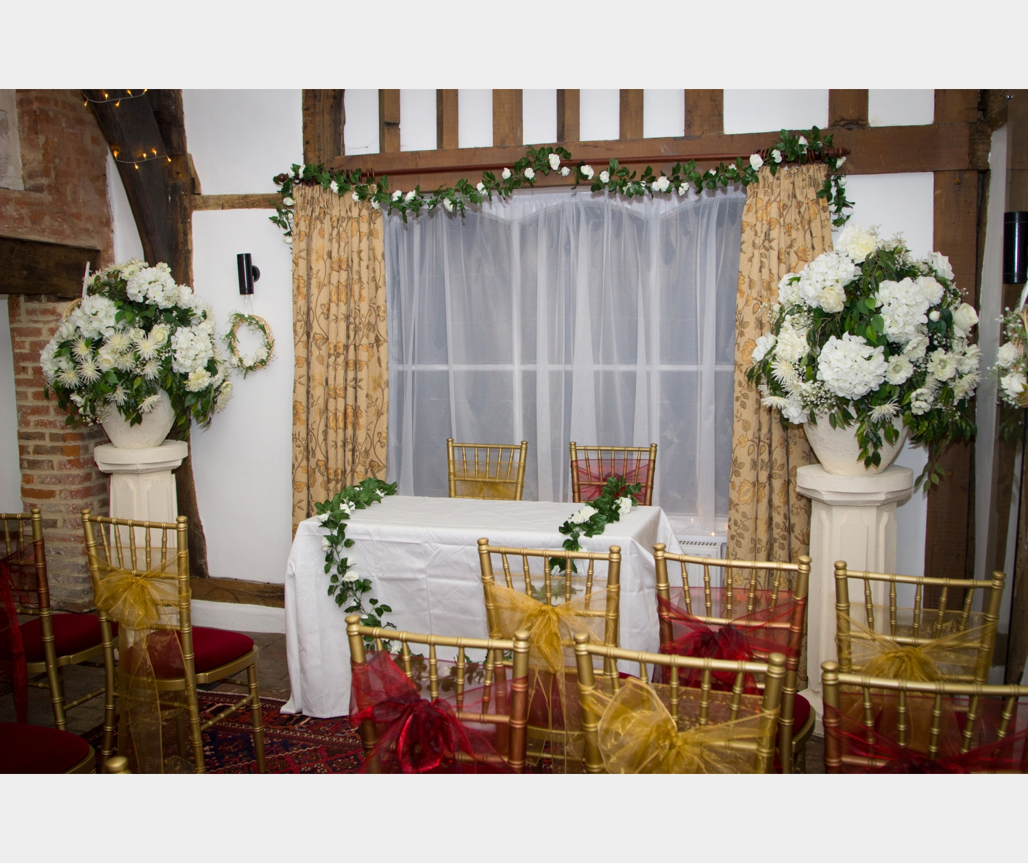 The Old House Wedding Fayre