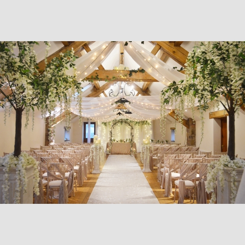 Beeston Manor Wedding Open Day