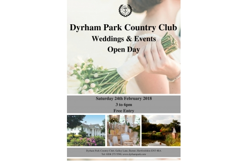 Dyrham Park Wedding & Events Open Day
