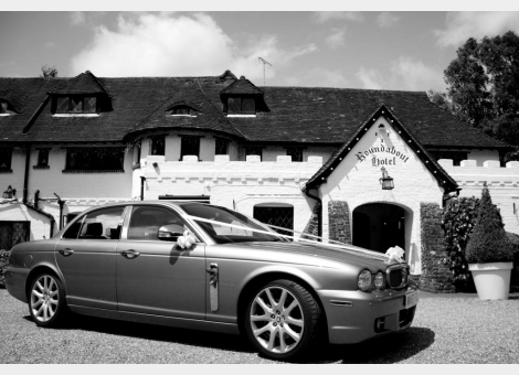 The Roundabout Hotel Wedding Fayre