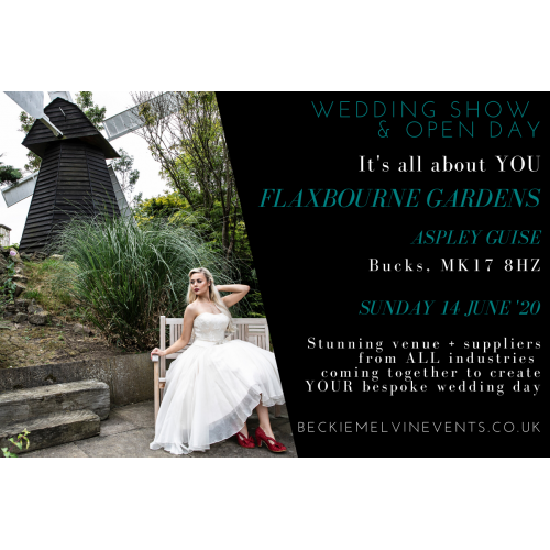 Wedding show & open day - Milton Keynes