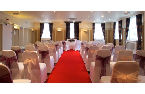 Wedding  fayre at the Hallmark Hotel Croydon