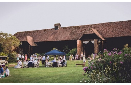 Hillfields Farm Estate Wedding Fair