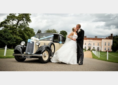 Hintlesham Hall Wedding Show