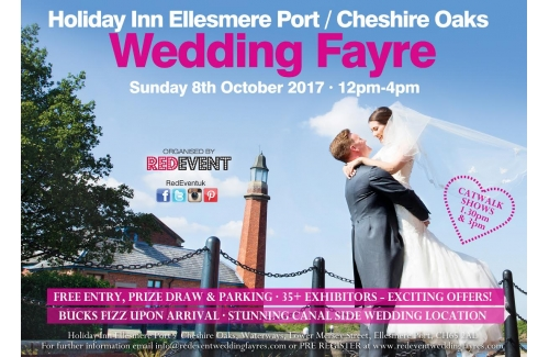 Wedding Fayre at The Holiday Inn Ellesmere Port