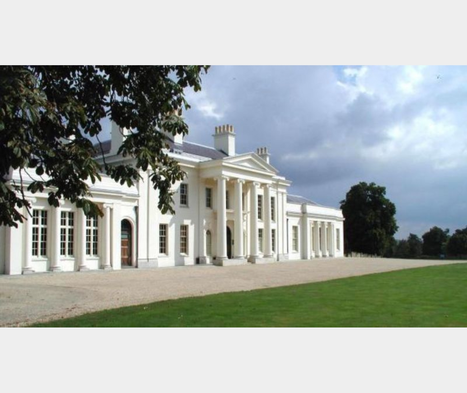 Hylands House Wedding Show