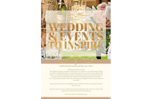 Wedding & Events to Inspire 2018 Showcase