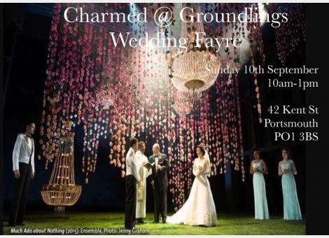 Charmed @ Groundlings Wedding Fayre