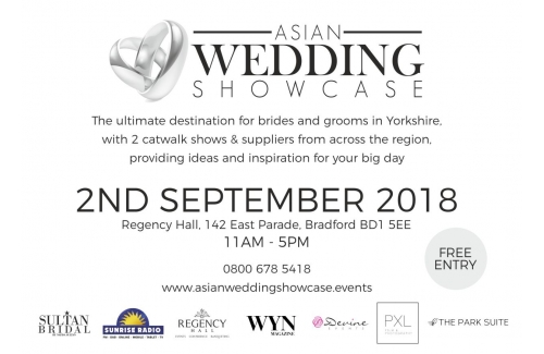 Asian Wedding Showcase 2018