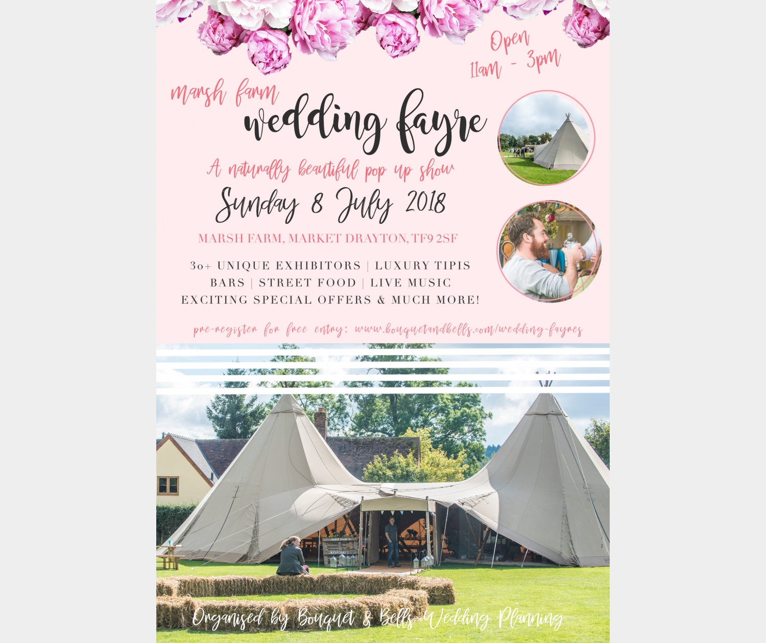 Marsh Farm Wedding Fayre