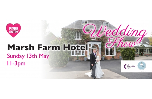 The Marsh Farm Hotel Wedding Show