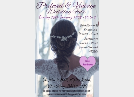 The Preloved and Vintage Wedding Fair