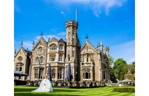 The Oakley Court Wedding Show