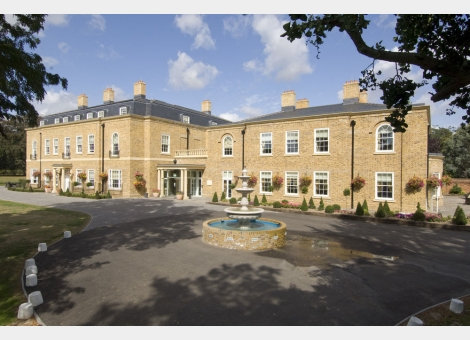 Orsett Hall Hotel Wedding Show