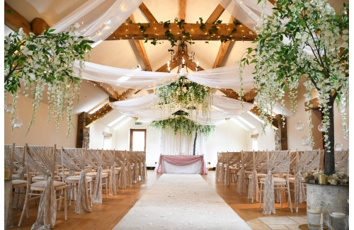 Beeston Manor Wedding Open Evening