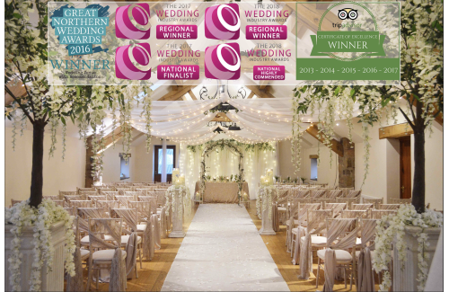 Beeston Manor Wedding Open Weekend