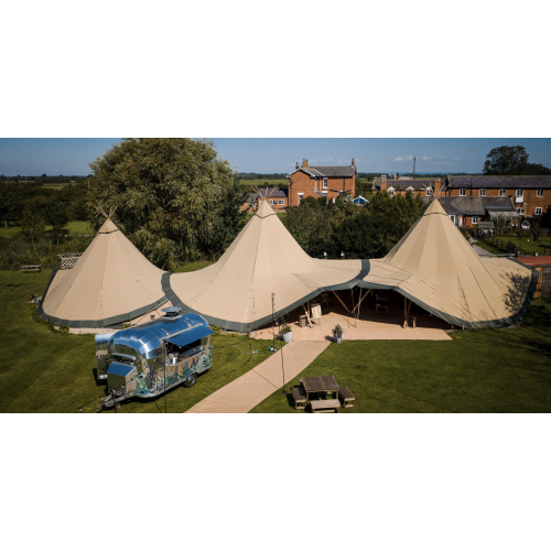 Tipi & Outdoor Wedding Showcase Weekend
