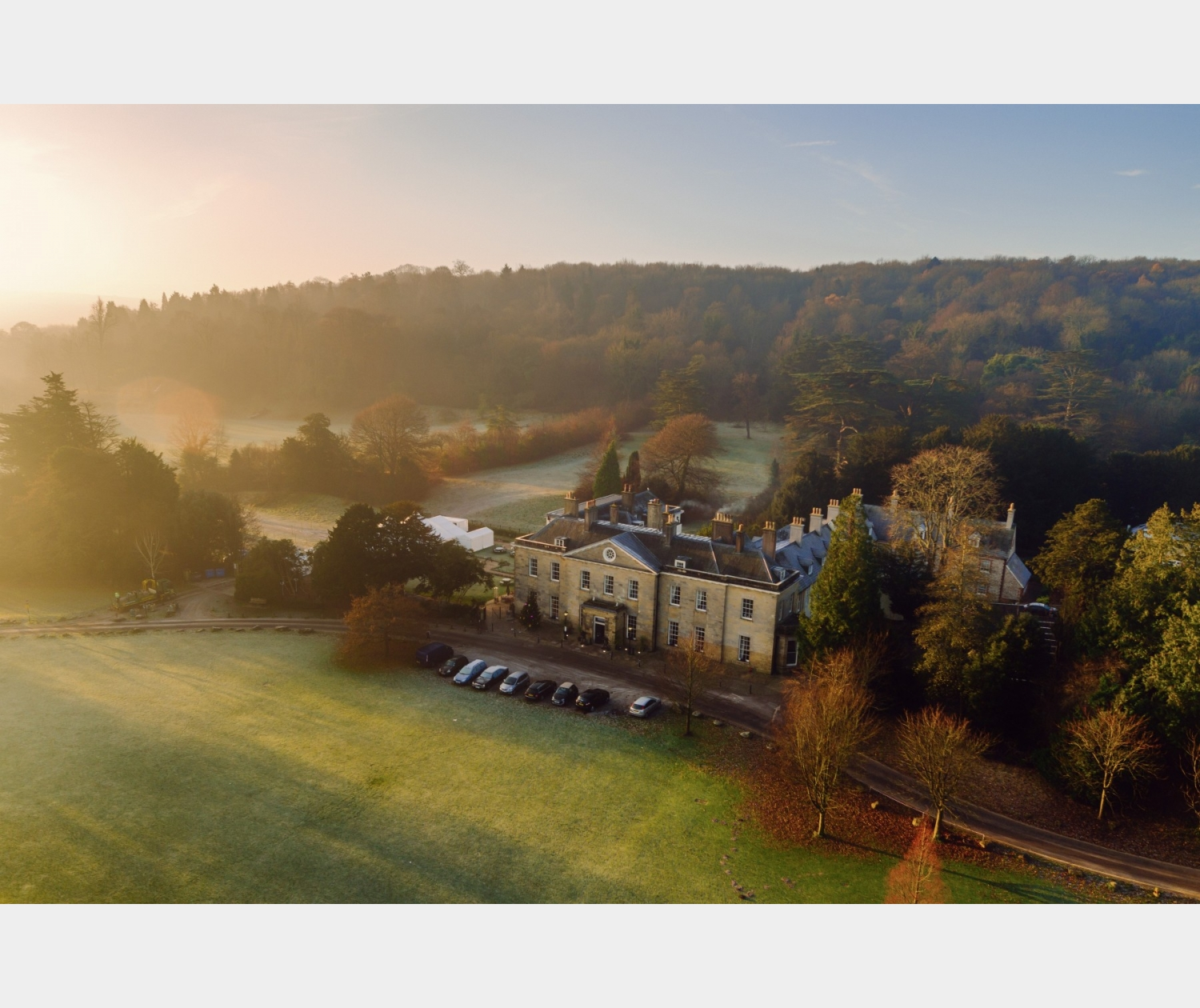 Stanmer House Wedding Show