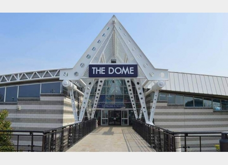 The Dome Leisure Centre Wedding Fayre