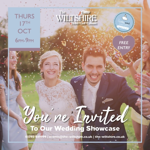 The Wiltshire Hotel Wedding Showcase Evening
