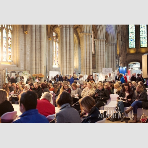 The Wedding Affair Vintage Show,  Ripon Cathedral
