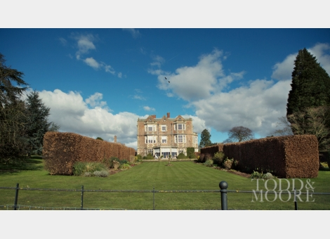 The Wedding Affair at Goldsborough Hall