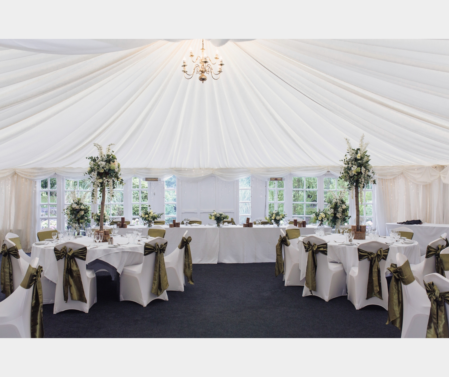 Tudor Park Wedding Show