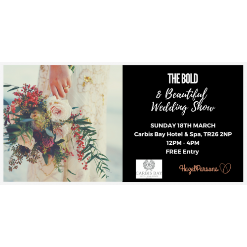 The Bold & Beautiful Wedding Show