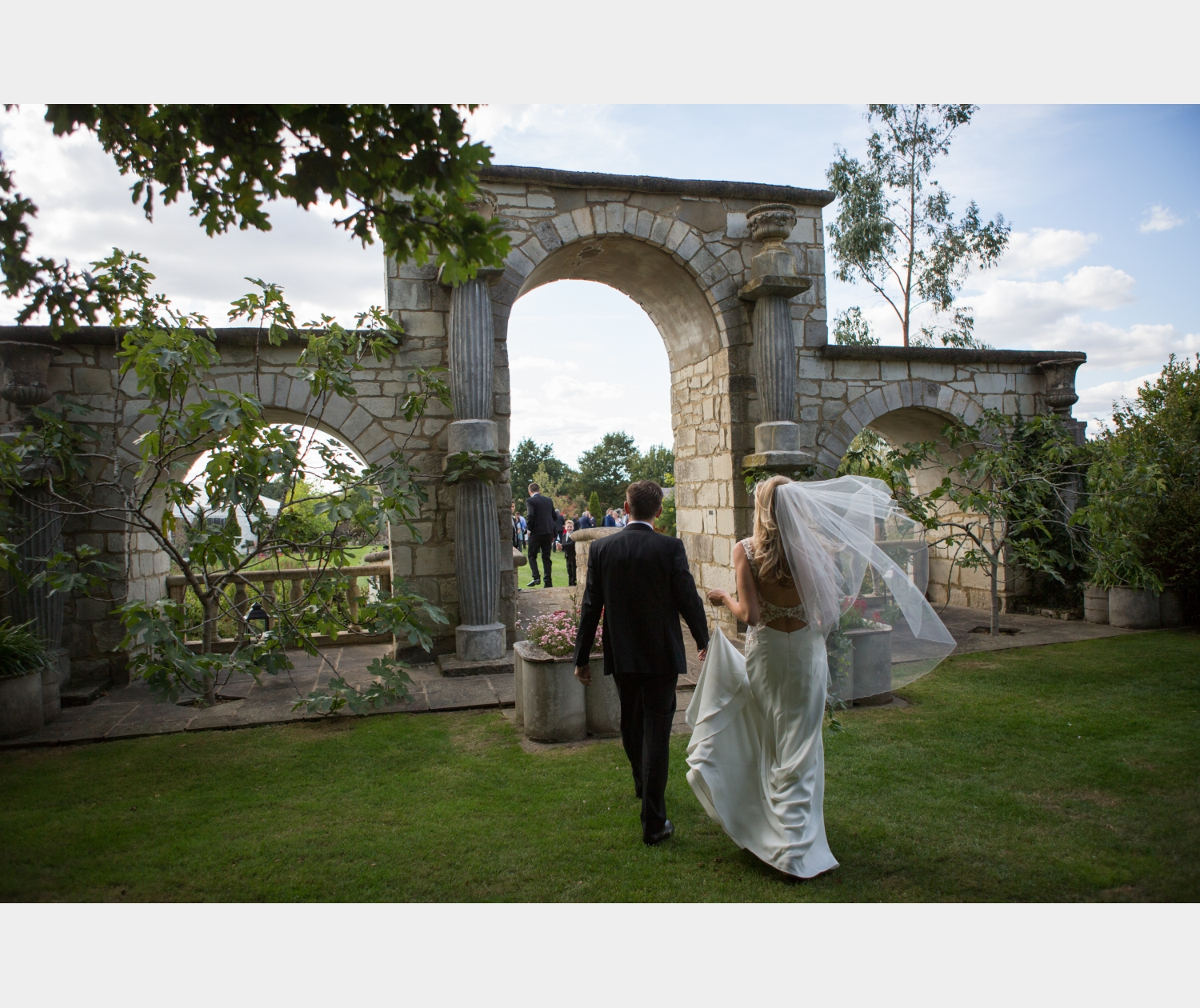 Flaxbourne Gardens wedding show & open day
