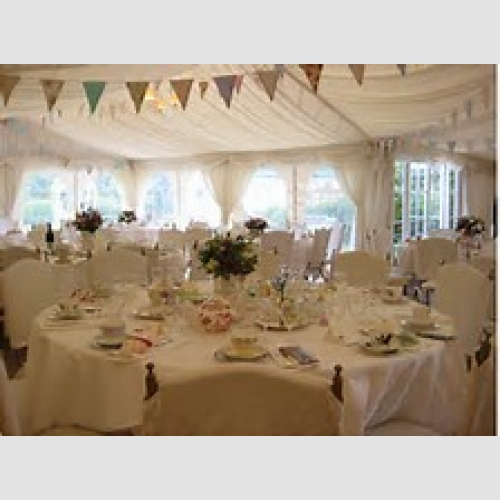 The Secret Garden Marquee Wedding Fair & Open Day