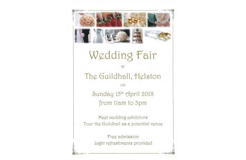 Guildhall Wedding Fair